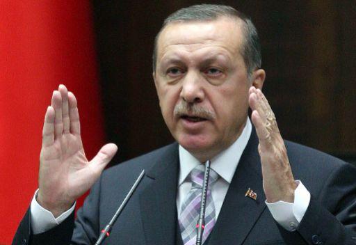 اردوغان: بشار الاسد فاق ابيه في القتل