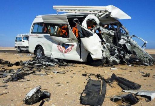 مقتل 14 شخصا في حادث مروري في أسيوط F8ccd36b489b41142c87d36c85c0a219