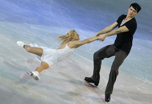 روسيا تتوج بذهبية أوروبا للتزحلق الفني على الجليد