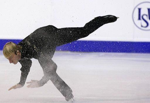 بلوشينكو ينسحب من بطولة أوروبا للتزحلق الفني