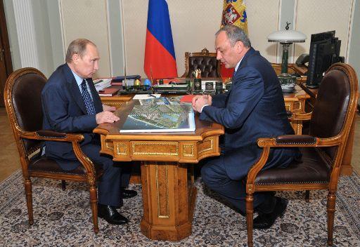 بوتين يقبل استقالة رئيس جمهورية داغستان ويعين مؤقتا رئيسا جديدا بدله