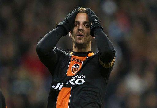 سولدادو يغيب عن مباراة فالنسيا ضد ريال مدريد في كأس اسبانيا