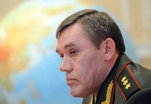 رئيس هيئة الأركان الروسية: الجيش الروسي مستعد لحروب واسعة النطاق