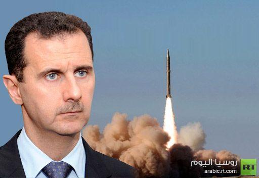 الناتو يسجل إطلاقا آخر لصاروخ باليستي في سورية