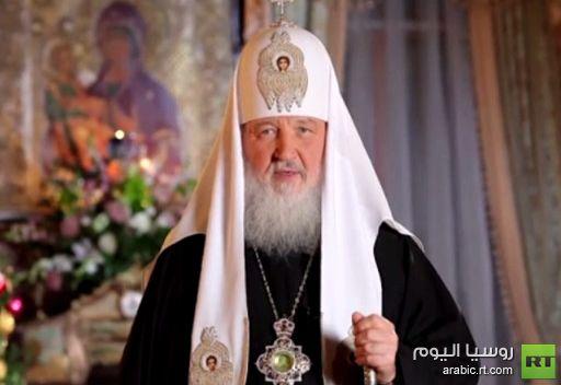 الرئيس بوتين يهنئ الأرثوذكس بمناسبة عيد ميلاد السيد المسيح