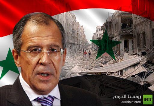 لافروف: اتهام السلطات السورية بتنفيذ العملية الارهابية في حلب هو شيئ لا اخلاقي