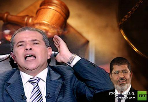 القضاء يبرئ عكاشة من تهمة التحريض على قتل الرئيس مرسي
