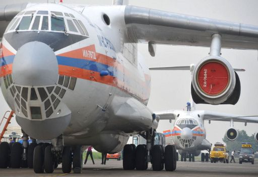 وزارة الطوارئ الروسية ترسل طائرتين إلى بيروت لإجلاء مواطنين روس يرغبون في مغادرة سورية