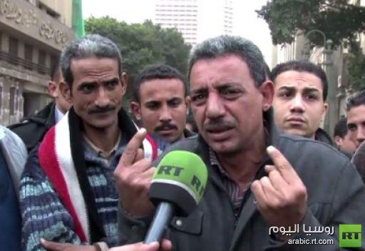 في ذكرى ثورة 25 يناير.. آراء من الشارع المصري