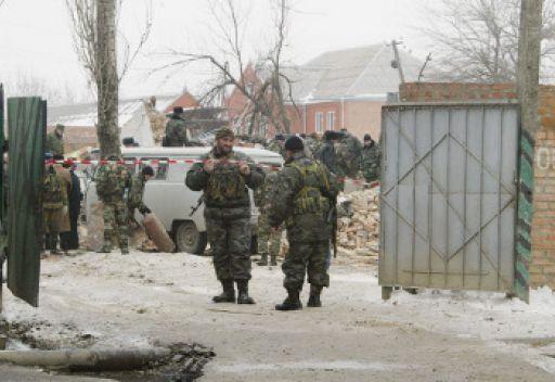 تصفية أكثر من 40 مسلحا في الشيشان في عام 2012