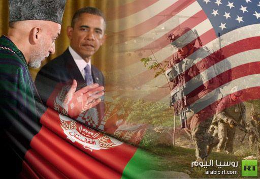 احتمال التوقيع على اتفاق حول حضور العسكريين الأمريكيين في أفغانستان هذا العام