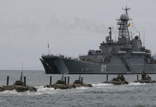 المرحلة النهائية للمناورات الروسية في البحر المتوسط ستجري في 29 و30 من الشهر الجاري