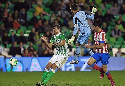 أتلتيكو مدريد يواجه اشبيلية في نصف نهائي كأس إسبانيا