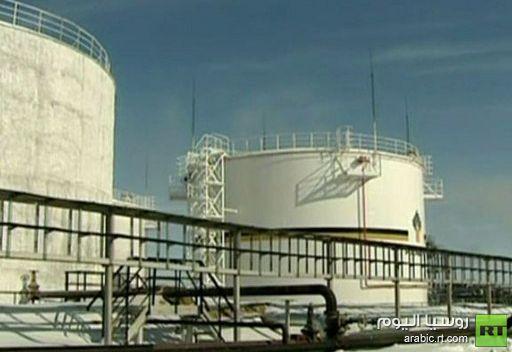 إنتاج النفط والغاز في روسيا خلال 2012