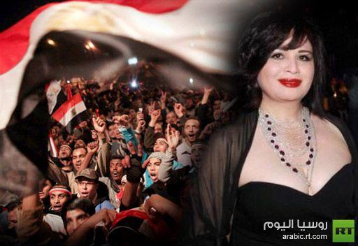 عشية ذكرى الثورة .. إلهام شاهين تعرب عن خيبة أملها بـ