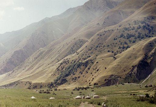 قرغيزيا واوزبكستان تجريان مفاوضات لتسوية مشكلة حدودية بينهما