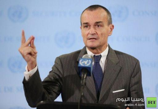 فرنسا تطلب إعداد قوة دولية لحفظ السلام في مالي الشهر المقبل