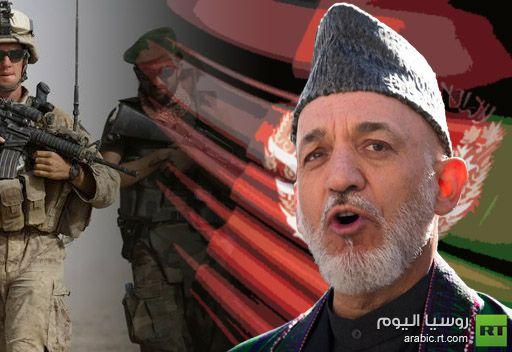 كرزاي وزرداري يتعهدان بالتوصل إلى اتفاق سلام في أفغانستان