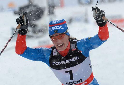 الروسية تشكالوفا تنتزع برونزية التزلج الحر في بطولة العالم