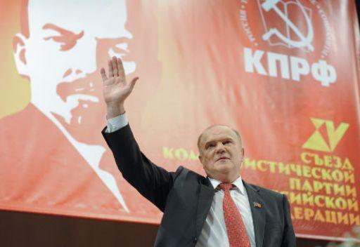 زعيم الحزب الشيوعي الروسي: العالم يقف أمام التحول نحو اليسار