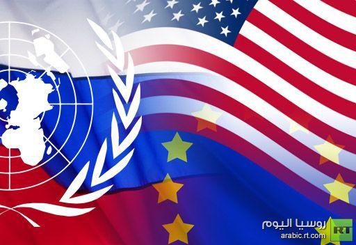 غاتيلوف: روسيا تقترح عقد اجتماع وزاري للرباعي الشرق أوسطي في منتصف مارس في نيويورك