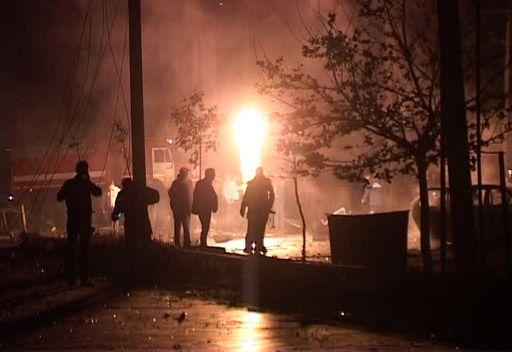 تصفية 6 مسلحين ومقتل ضابط شرطة بداغستان بعد تفجير ارهابي قتل فيه 4 شرطيين