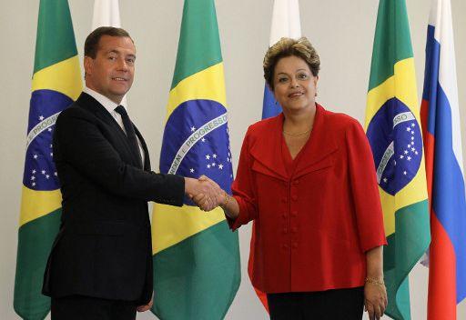 توقيع إعلان للنوايا بين روسيا والبرازيل للتعاون في مجال الدفاع الجوي