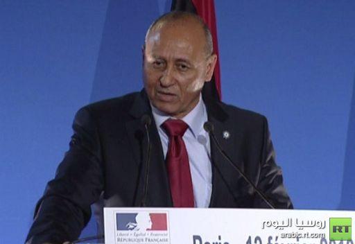 وزير الخارجية الليبي: نرفض اي وجود عسكري اجنبي في اراضينا