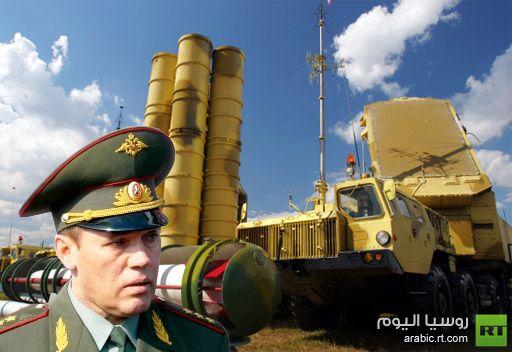 رئيس الاركان العامة الروسية: سنجهز القوات الجوية الفضائية بمنظومات اس – 500