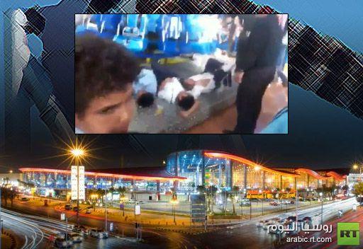 بالفيديو.. سقوط عربة ملاهي يسفر عن إصابة 12 طفلا في الرياض