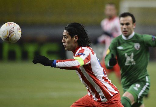 اتلتيكو مدريد يفقد لقب بطل الدوري الأوروبي