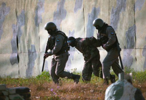 القاء القبض على ارهابييْن اثنين من اصول اوزبكية في مقاطعة موسكو