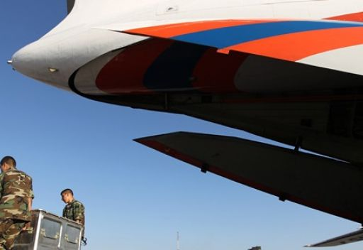 روسيا ترسل 36 طنا من المساعدات الإنسانية إلى مالي يوم 22 فبراير