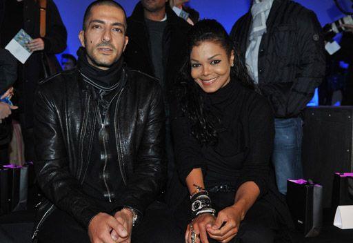 جانيت جاكسون تؤكد زواجها من الملياردير القطري وسام المانع