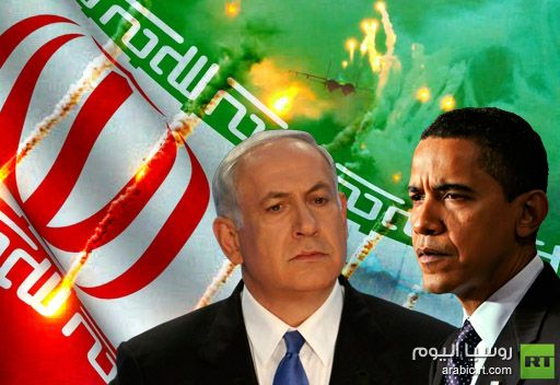 اوباما سيؤكد لنتانياهو احتمال ضرب ايران عسكريا بدءا من يونيو
