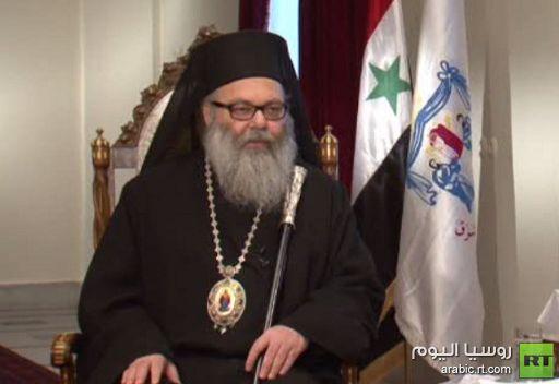 البطريرك اليازجي:إن الوعي الموجود في قلوبنا جميعاً هو السلاح الأساسي الذي سنواجه فيه هذه الفترة العصيبة التي نمر فيها