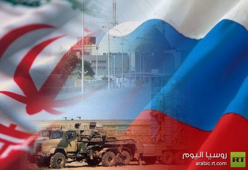 آفاق التعاون مع ايران في المجال العسكري - التقني