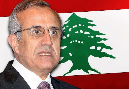 الرئيس اللبناني يدعو سورية إلى الامتناع عن إطلاق القذائف باتجاه الأراضي اللبنانية