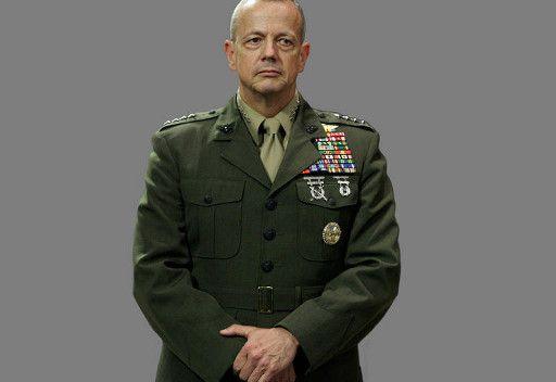 أوباما يوافق على تقاعد الجنرال جون ألين المرشح المرجح لقيادة القوات الأطلسية في أوروبا