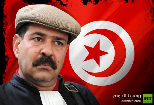 بالفيديو.. الآلاف يشيعون جنازة بلعيد في تونس