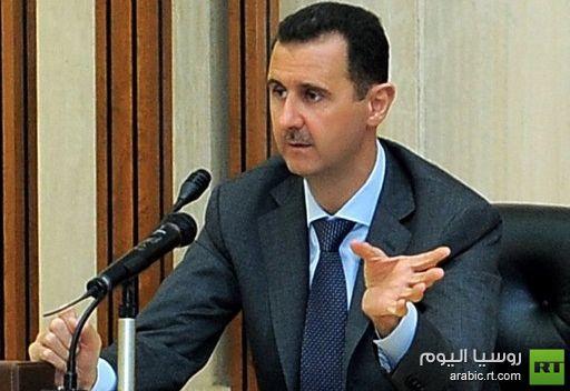الأسد يؤكد قدرته على كسب الحرب