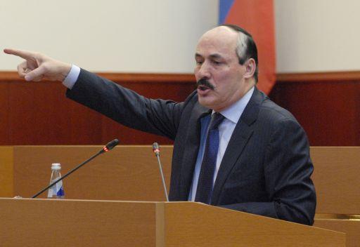 زعيم داغستان ينتقد ظاهرة توريث المناصب في الجمهورية