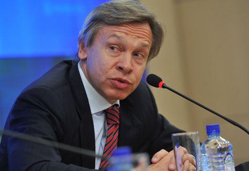 برلماني روسي: