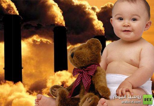 تلوث البيئة السبب الرئيسي لتزايد ولادات أطفال صغار الحجم