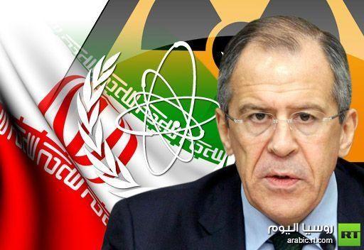 لافروف: السداسية ستبحث عدم التزام طهران بمطالب مجلس الأمن في 26 فبراير