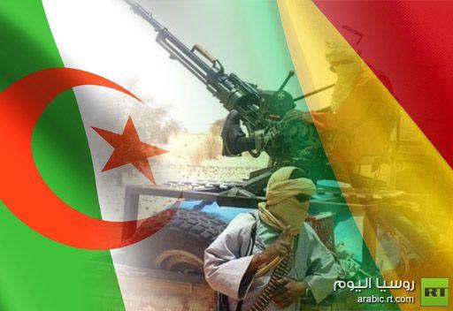 الجزائر... تشديد حراسة الحدود مع مالي