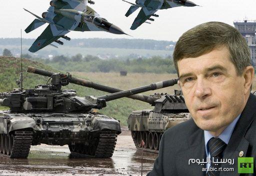 روسيا تصدر منتجاتها العسكرية إلى 60 دولة بمبلغ 13 مليار دولار