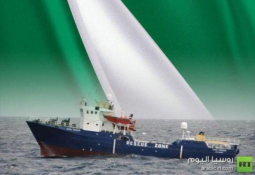 الإفراج عن البحارة الروس في نيجيريا بكفالة السفارة الروسية