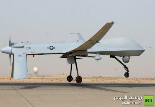 الإعلام الأمريكي: قاعدة سرية أمريكية لطائرات بدون طيار في السعودية
