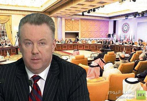 الخارجية الروسية: قرارات القمة العربية بشأن سورية غير قانونية وتشجع الخيار العسكري